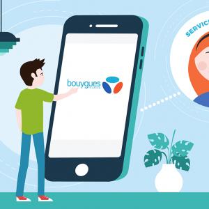 Service clients Bouygues Bbox