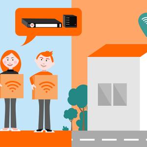 Orange : déménager sa box internet.