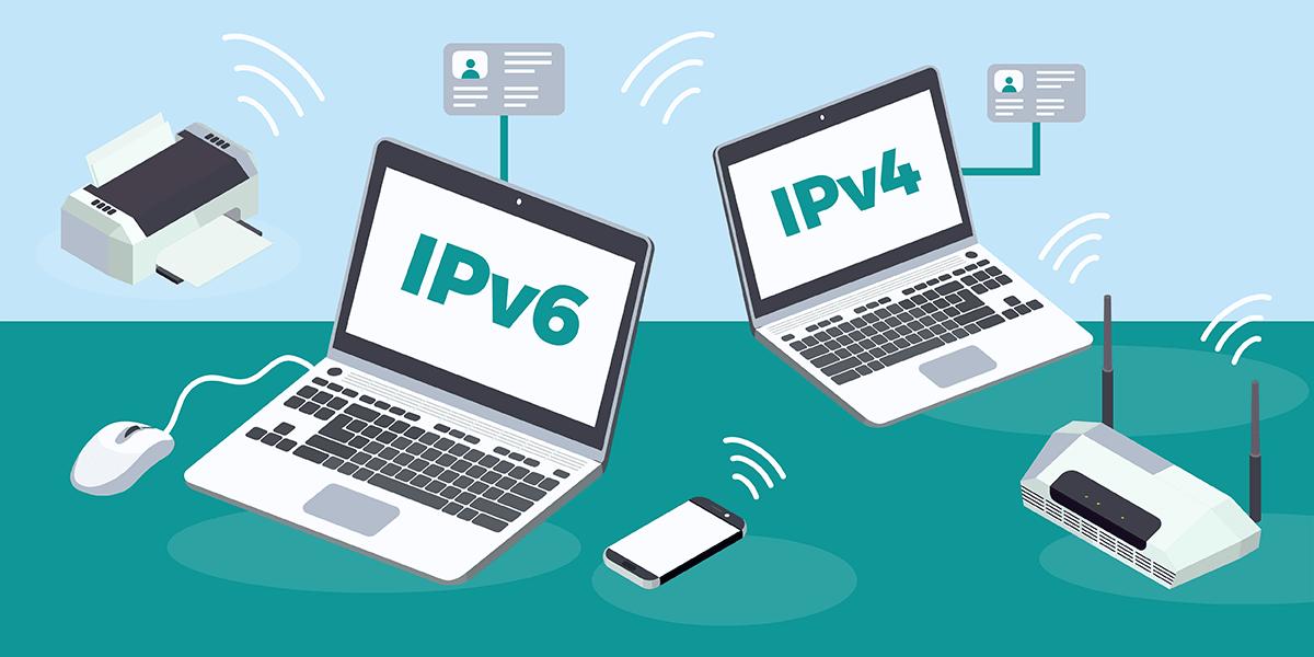 Tout savoir sur l'IPv4 et l'IPv6