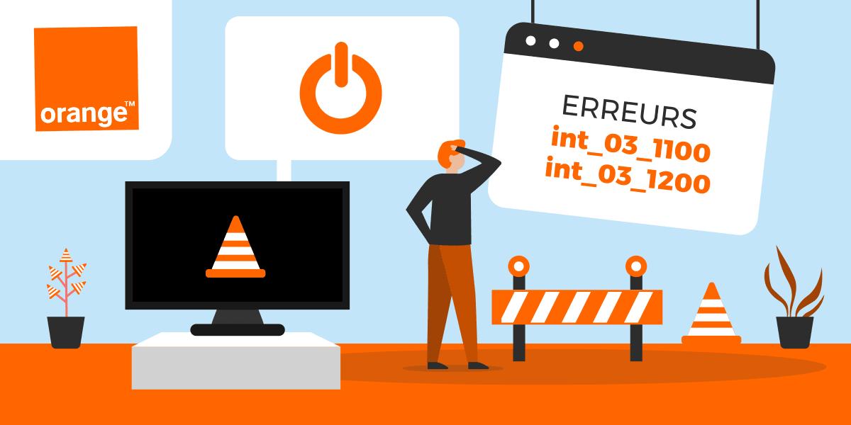 Livebox erreur int_03_1100