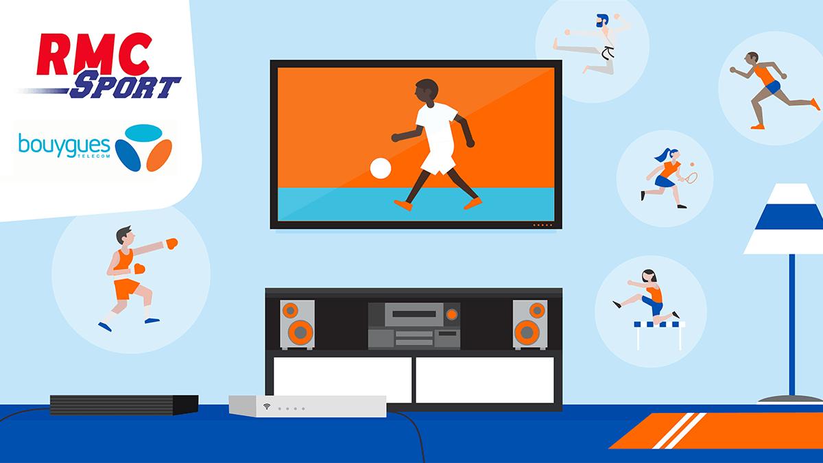 Comment Regarder Rmc Sport Sur Une Bbox Bouygues Telecom