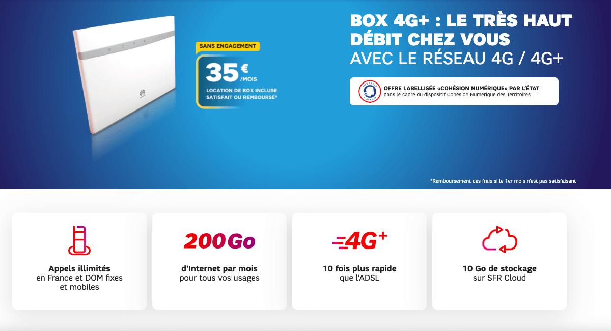 4G Box SFR