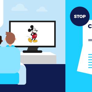 Procédure pour mettre un terme à son contrat Disney+