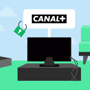 S'abonner à CANAL+ via RED by SFR