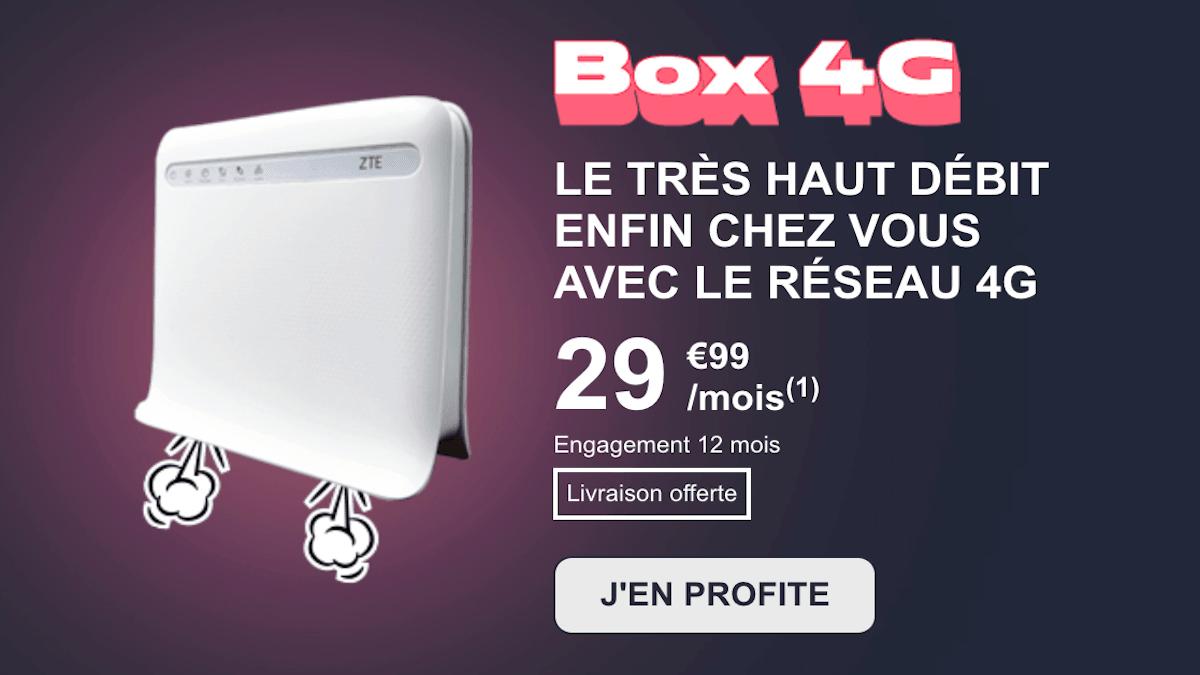 Box 4 en promo