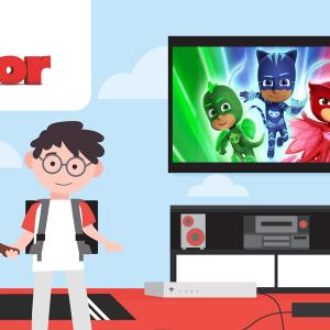 Box internet : numéro de chaîne et replay de Disney Junior