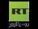 Chaîne TV RT Arabic.