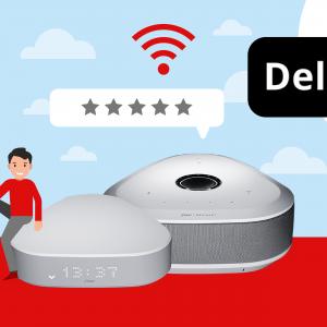 Avis et test de la Freebox Delta S