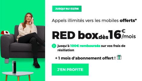 Box ADSL RED SFR