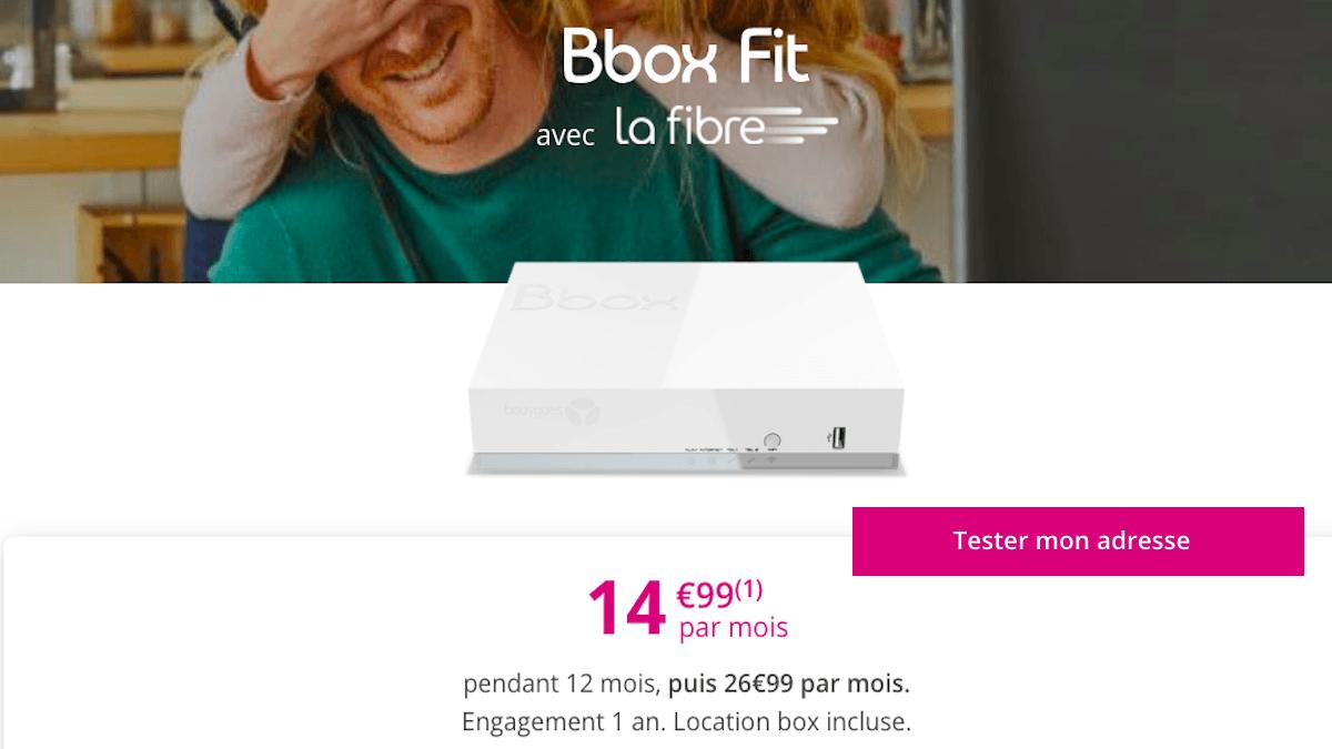 box pas chère bouygues telecom
