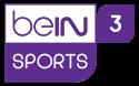La chaîne TV beIN SPORTS 3.