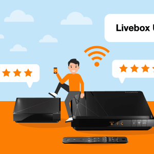 Test et avis de la Livebox Up d'Orange