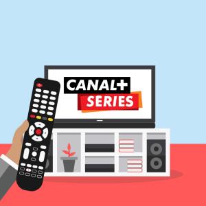 Canal+ Séries sur box internet