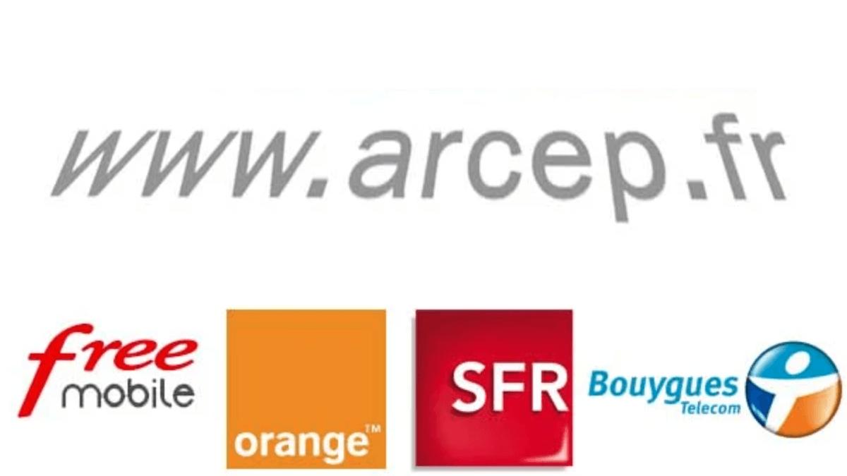 L'Arcep est le garant des télécommunications.