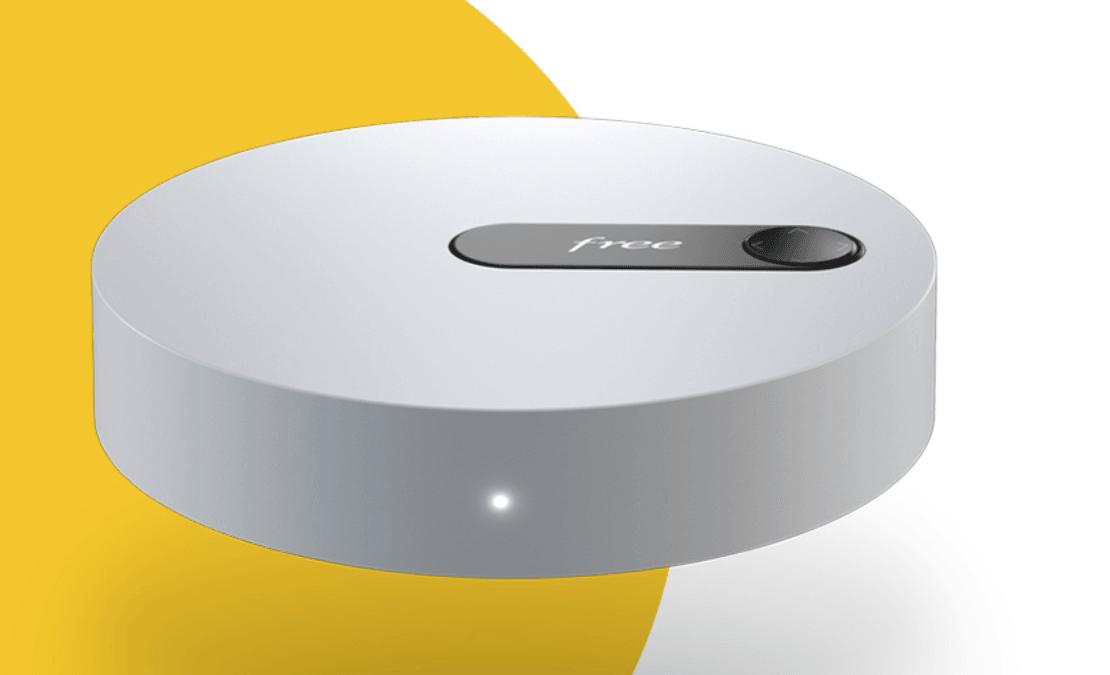 la Freebox Pop, la dernière box internet de Free avec un débit internet boosté.