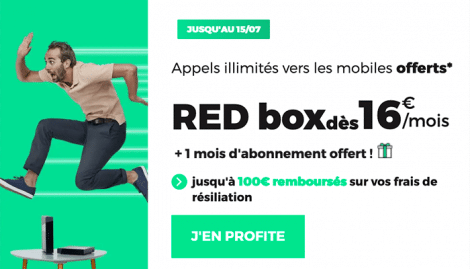 Box RED SFR ADSL