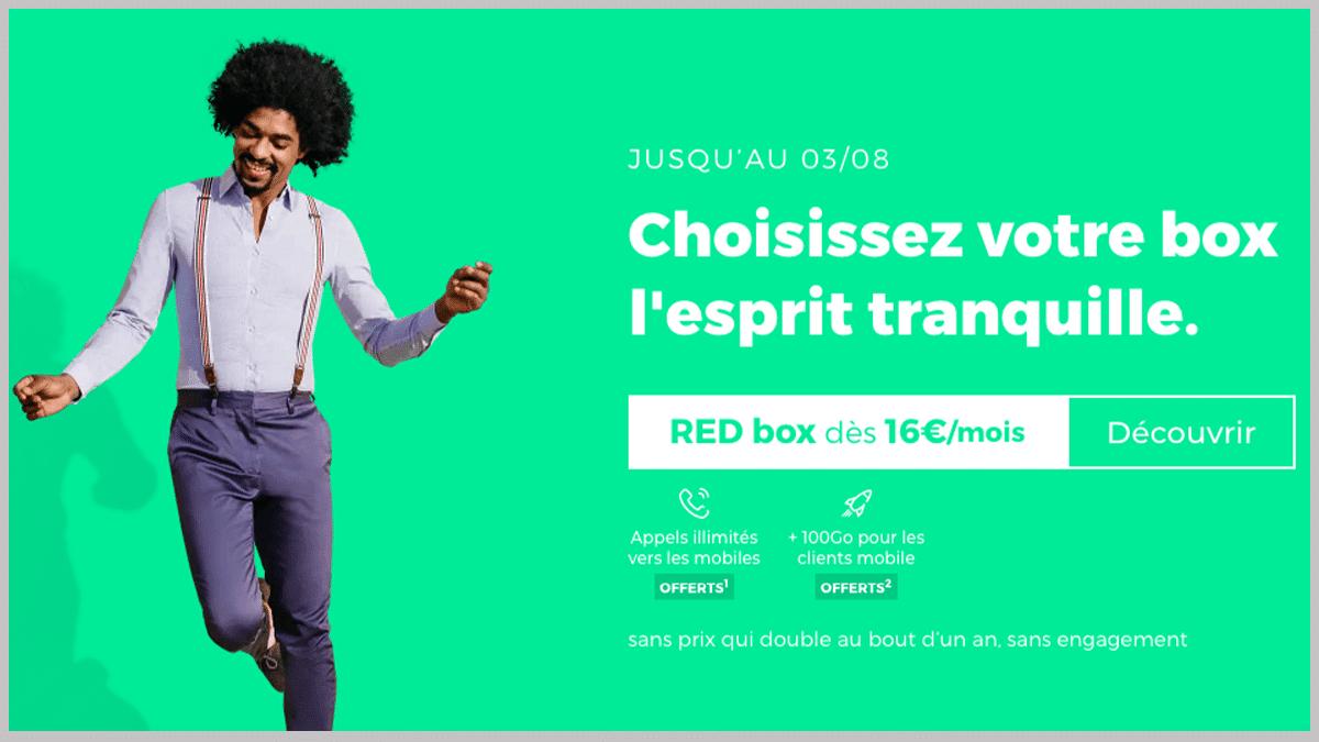 ADSL RED by SFR