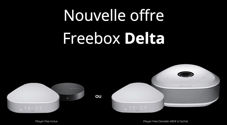 La Freebox Delta