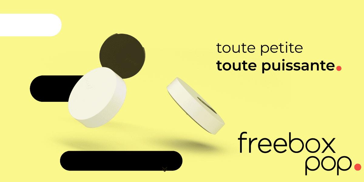 Freebox Pop box sans engagement