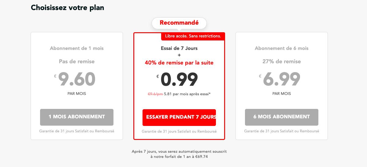 PureVPN VPN pas cher
