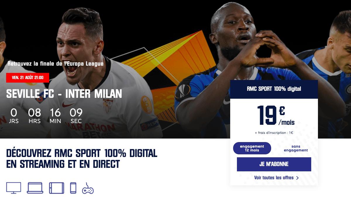 RMC Sport Europa League