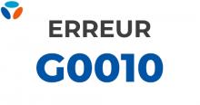 Code erreur G0010 chez Bouygues Telecom