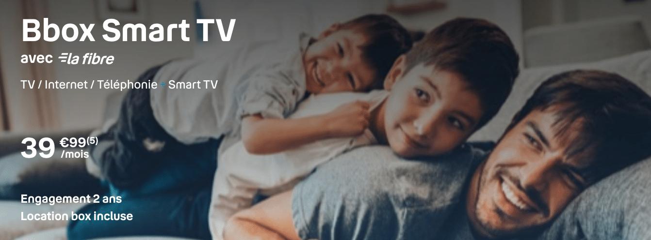 Bouygues Télécom BBox Smart TV