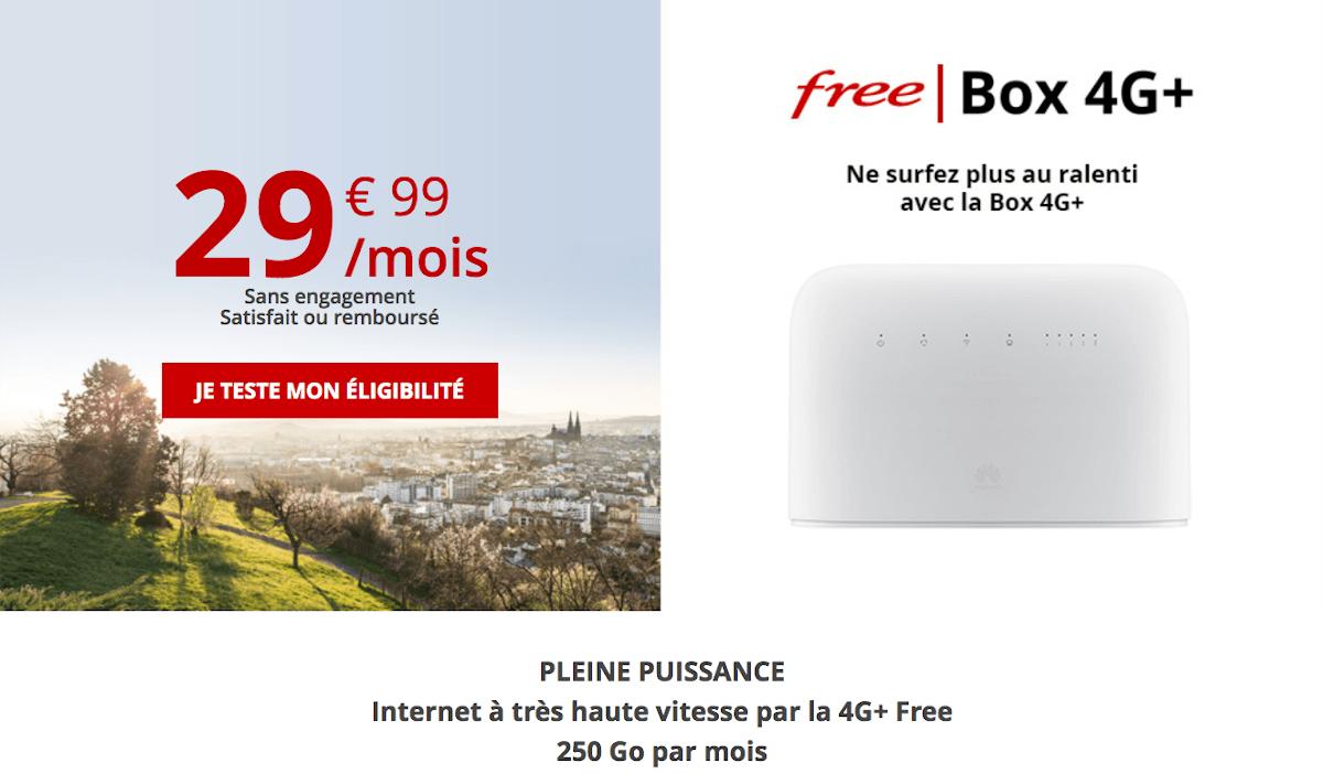 Box 4G Free