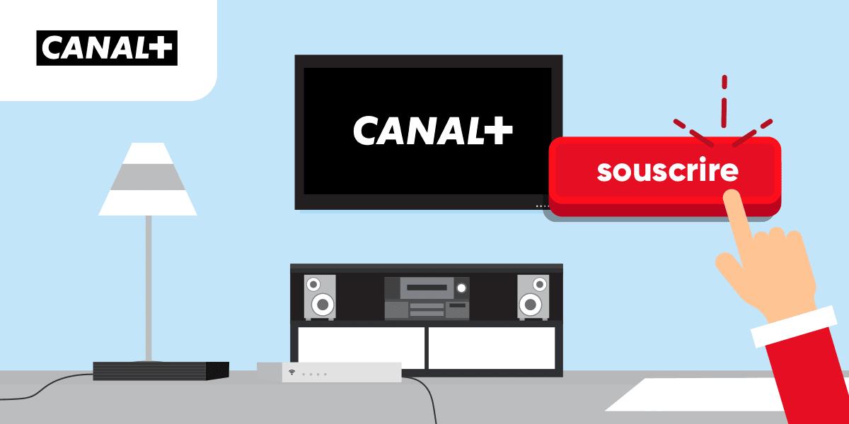 Souscrire directement à CANAL+