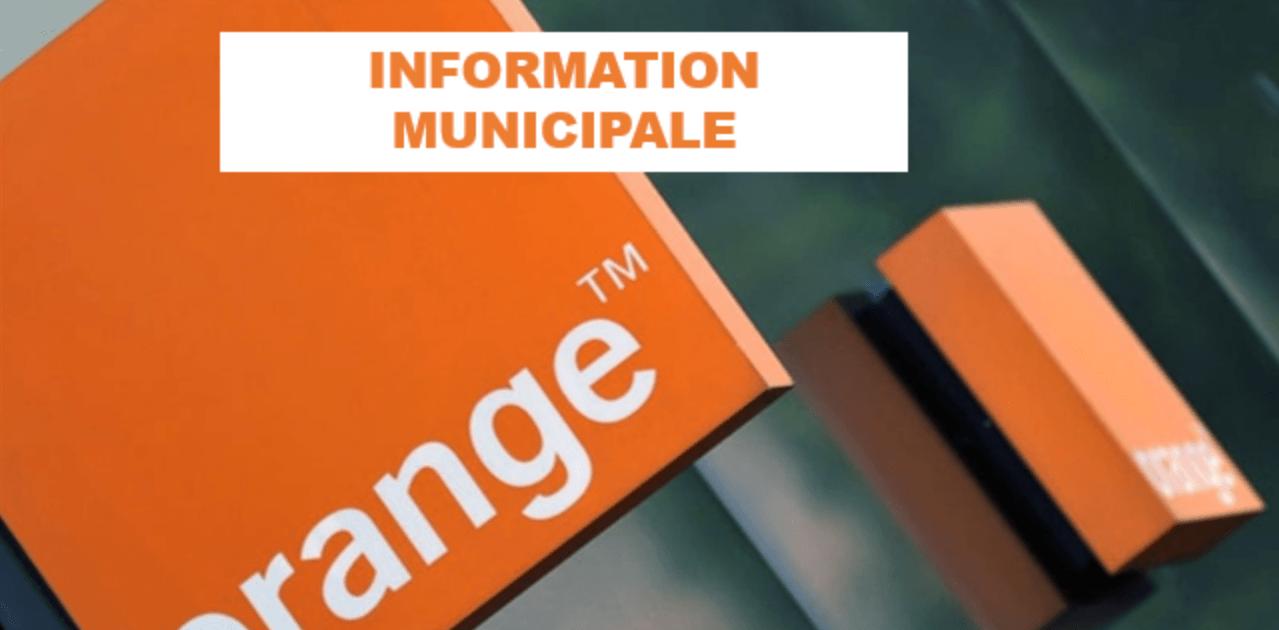 répartition nationale chez Orange
