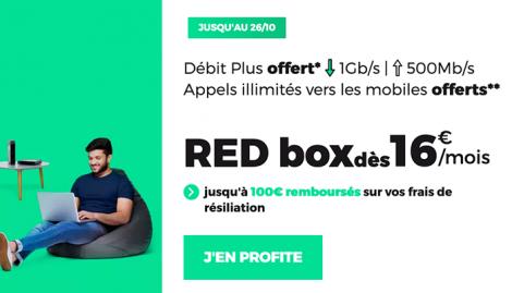 RED Box ADSL en promo.