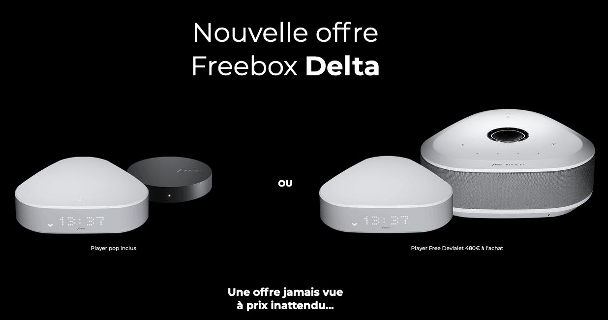 box internet haut de gamme avec free