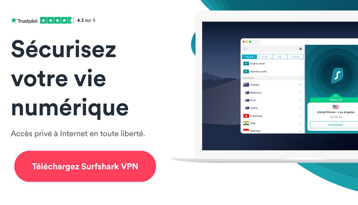 Promo VPN Surfshark