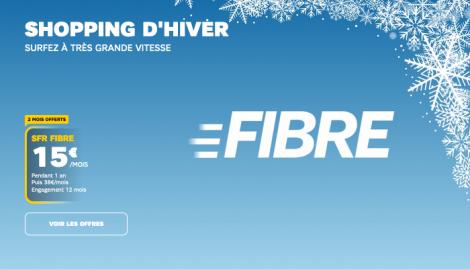 Box internet en promo SFR.