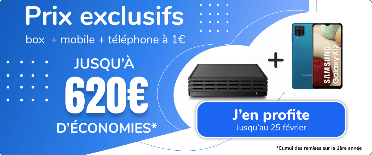 Vente privée Box internet