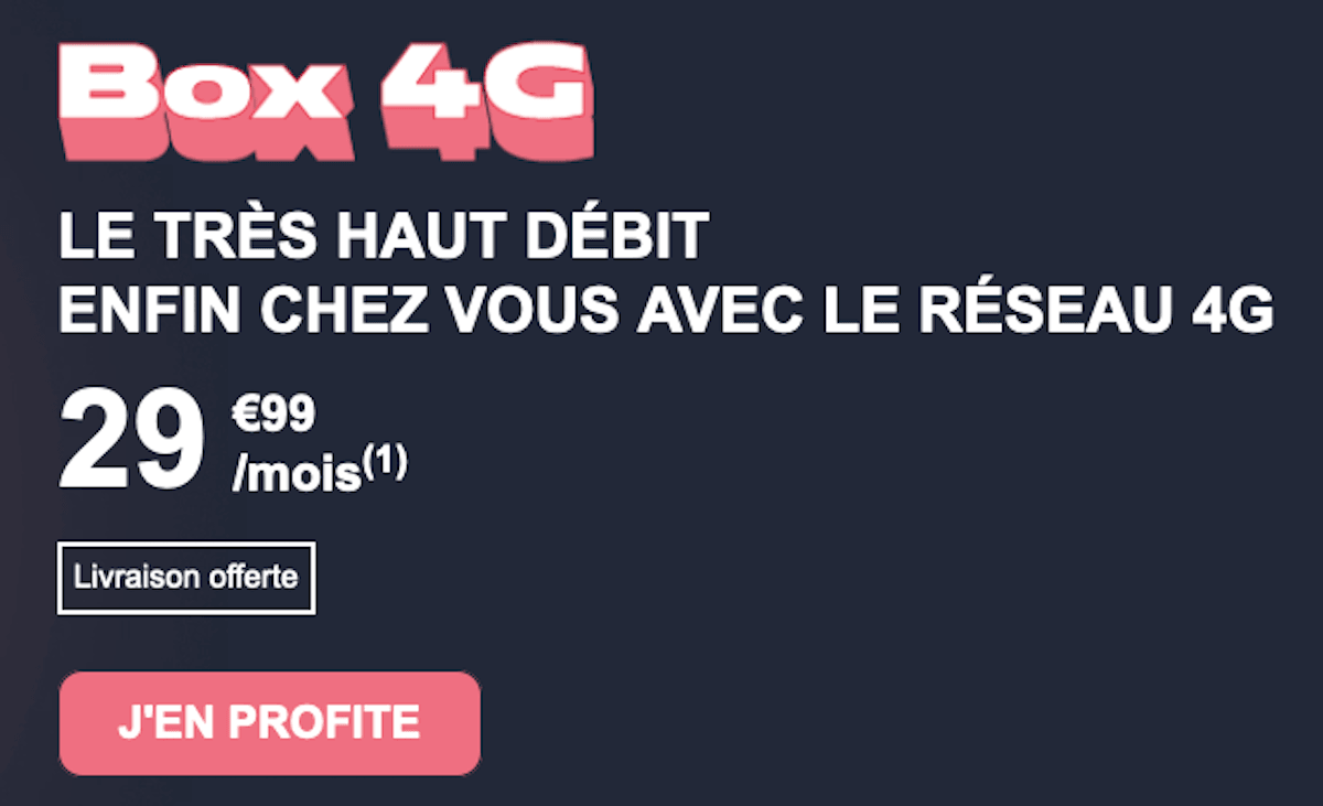 Box 4G NRJ