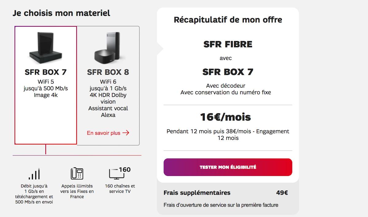 SFR box fibre 7