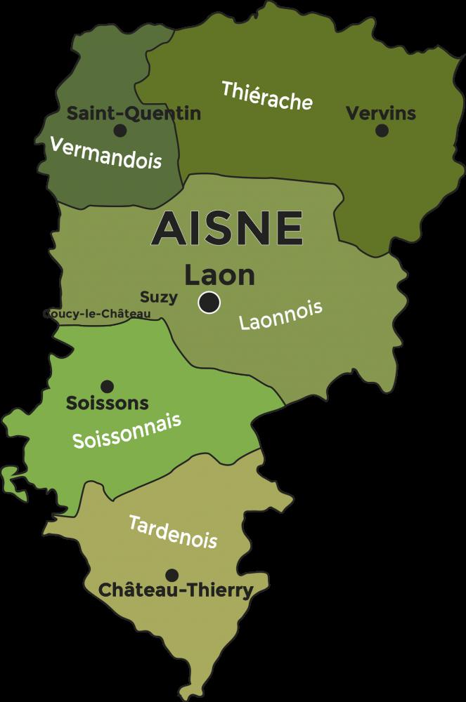 la région du laonnois