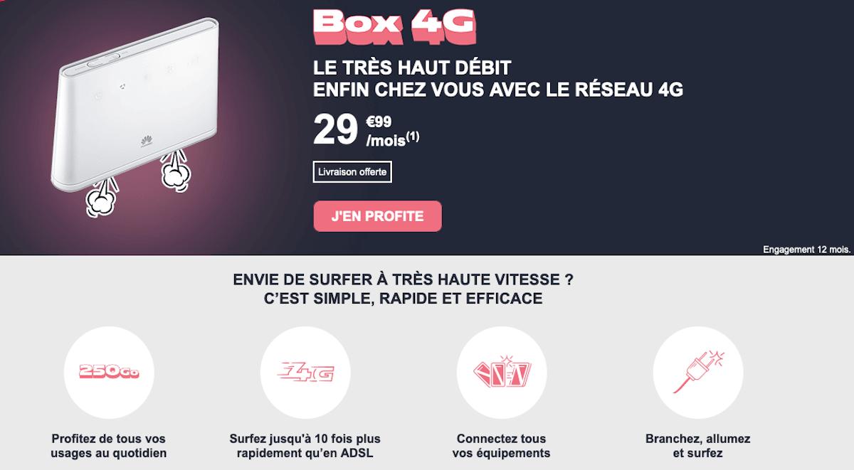 nrj box 4G