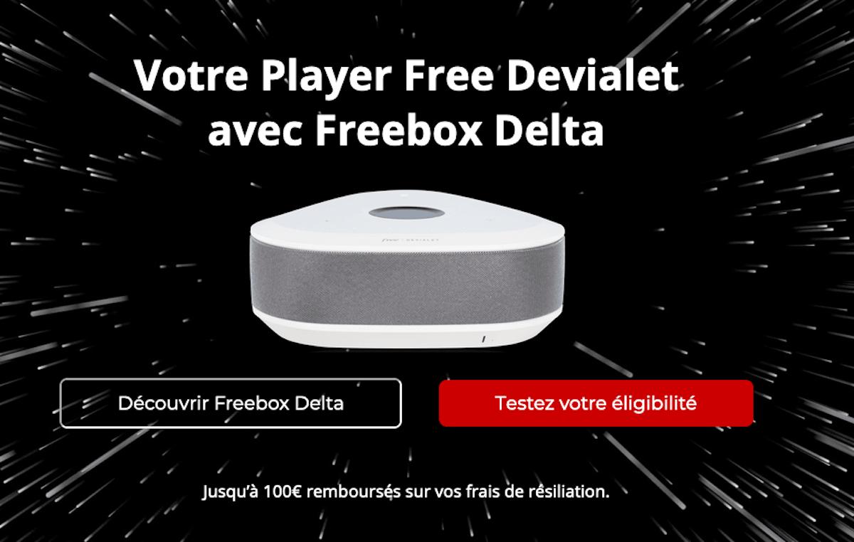 freebox player devialet