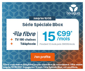 Box Bouygues Telecom