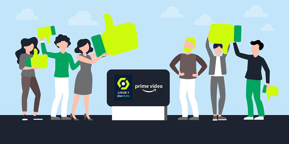 Les points forts d'Amazon Prime Video Ligue 1