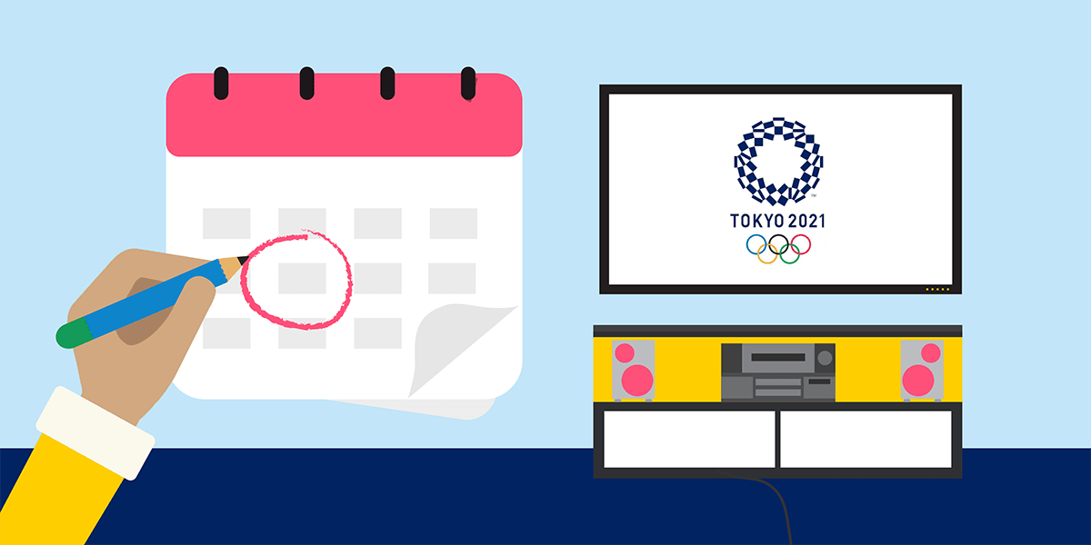 Calendrier des épreuves JO 2021