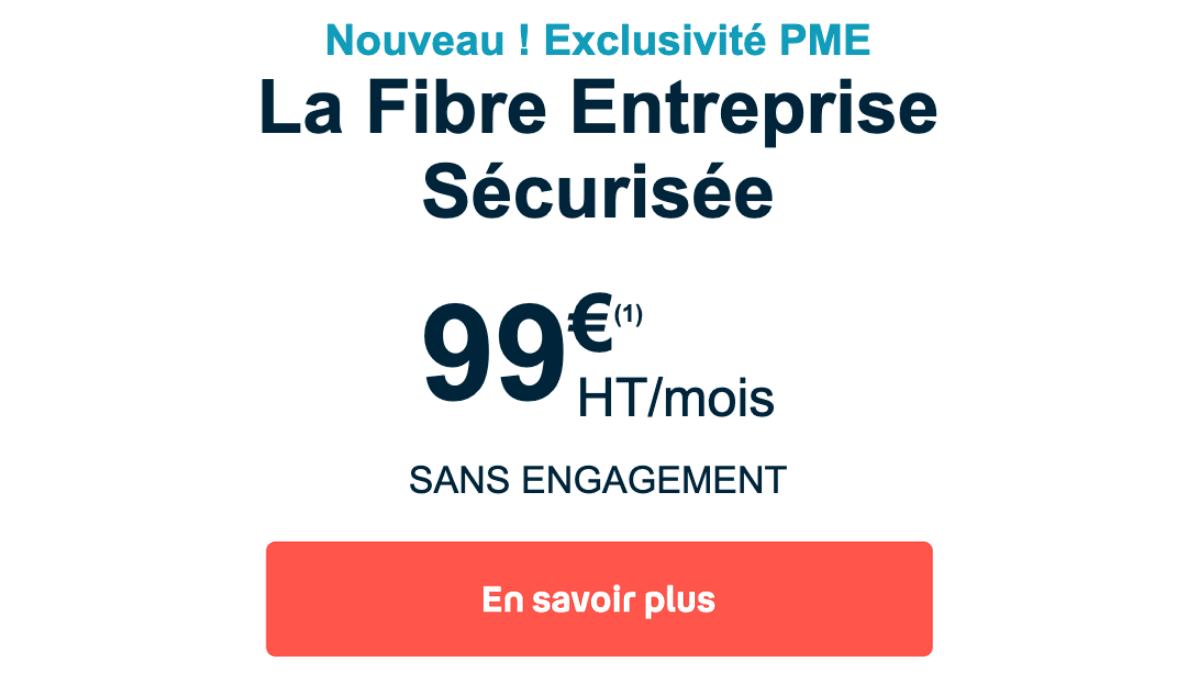 Fibre entreprise Bouygues
