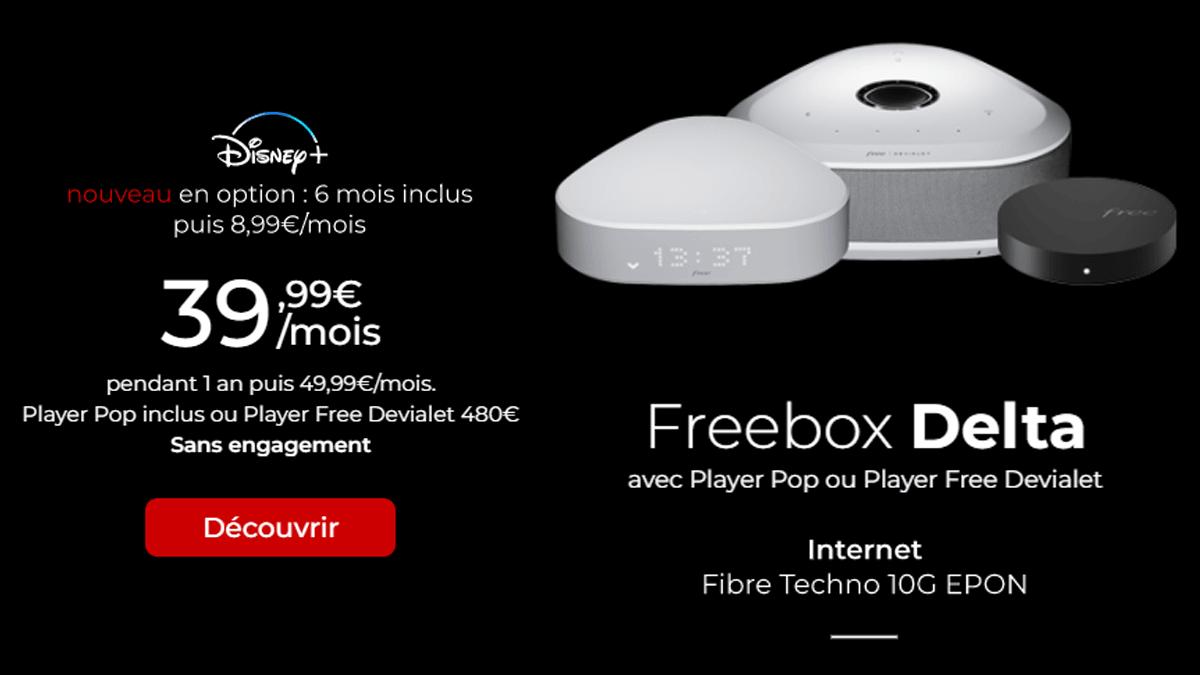 box fibre freebox delta