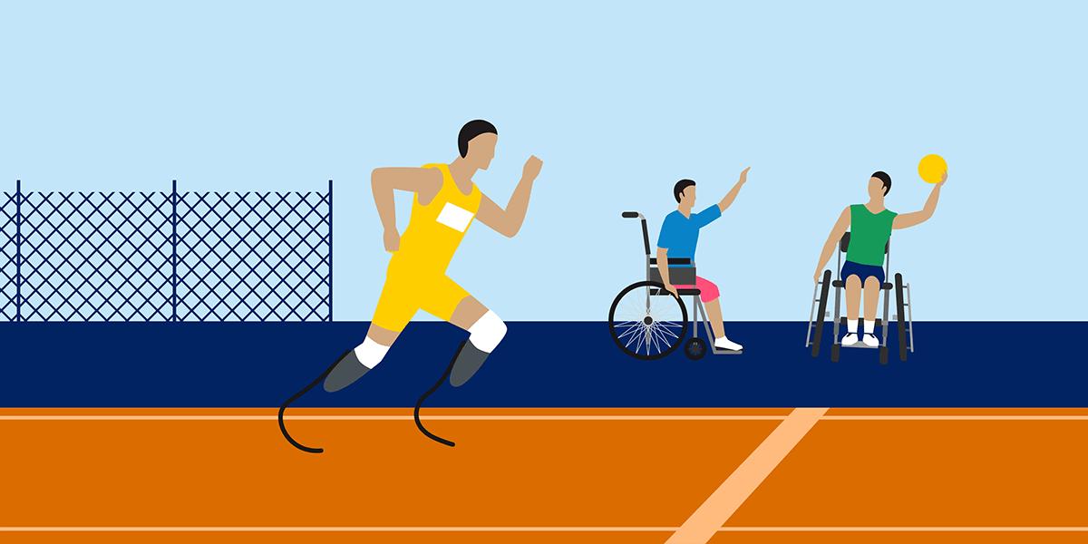 Les jeux paralympiques 2021