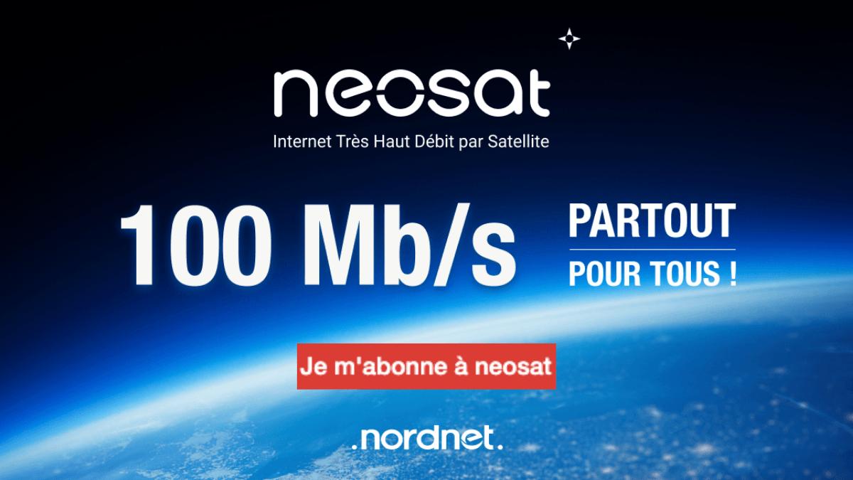 nordnet neosat internet satellite