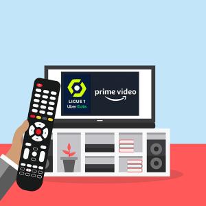 Regarder Amazon Prime Video Ligue 1