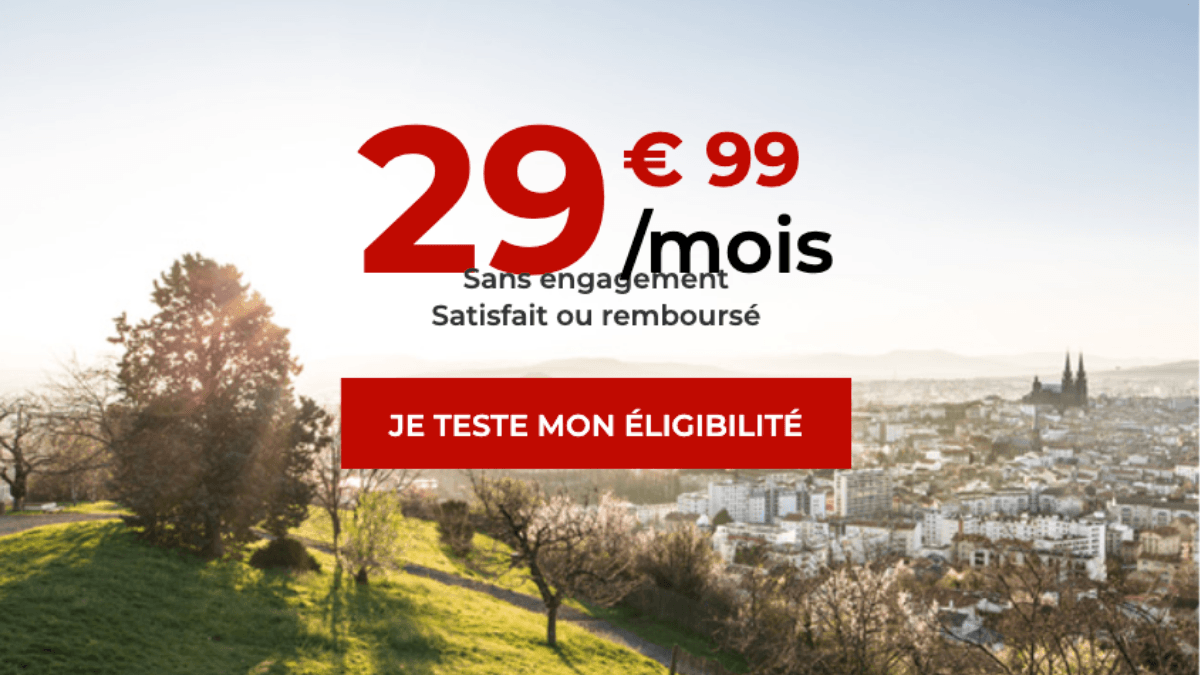 Vacances box 4G Free