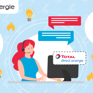 Comment contacter le service client de Total Direct Energie ?